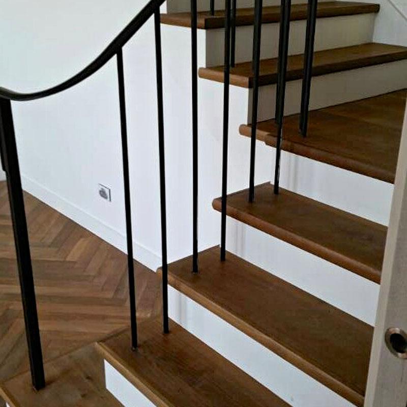 Windsor Parquet Stair Profile Round