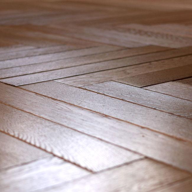 Windsor Parquet French Oak Herringbone Flooring